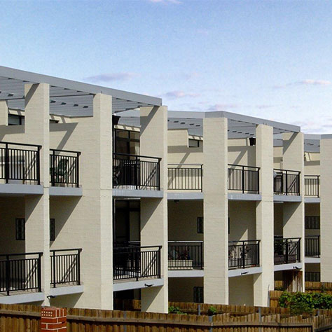 Madeline Apartments, Mortlake