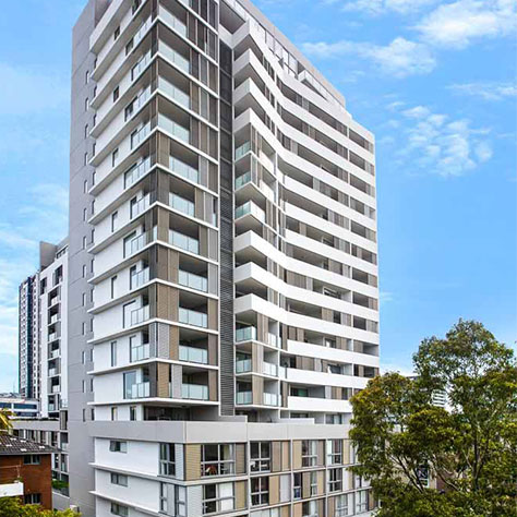 Victoria Towers, Burwood