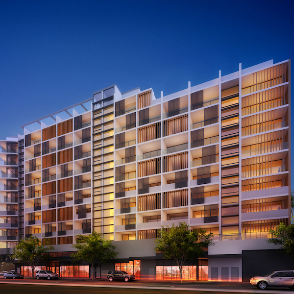Eden Residence, Wolli Creek