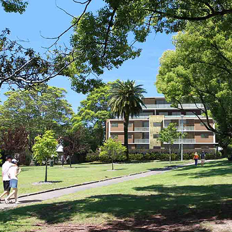 P & N Residence Parkside, Petersham
